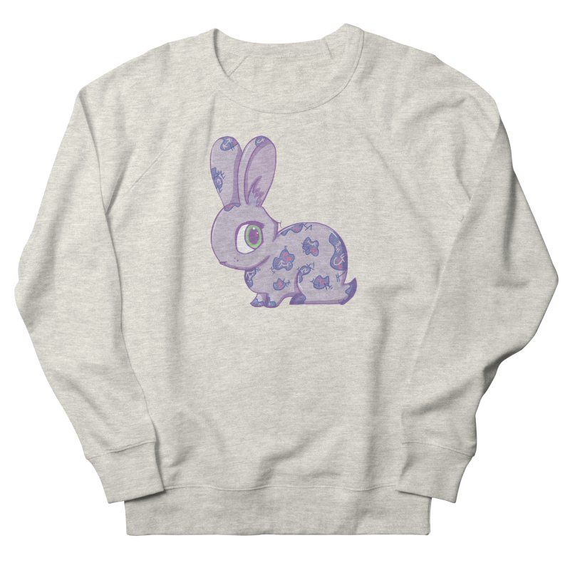 Brave Little Bunny Women's Sweatshirt by VanillaKirsty's Artist Shop