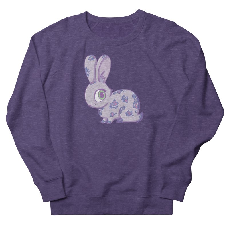 Brave Little Bunny Men's Sweatshirt by VanillaKirsty's Artist Shop
