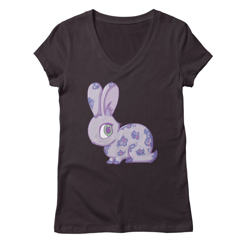 Brave Little Bunny   by VanillaKirsty's Artist Shop