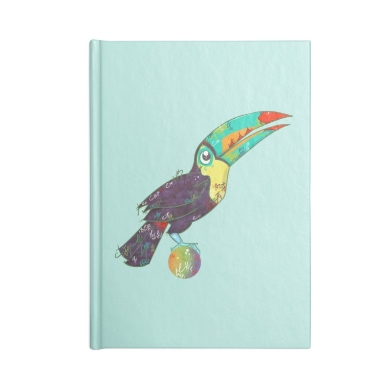 Toucan Can Do It!  Accessories Notebook by VanillaKirsty's Artist Shop