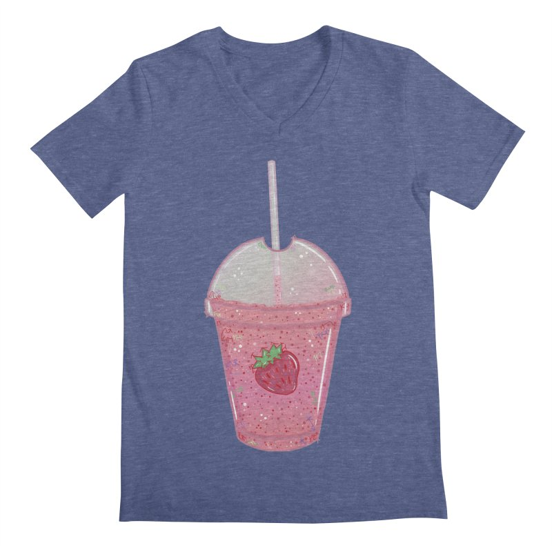 Sweetest Strawberry Smoothie   by VanillaKirsty's Artist Shop