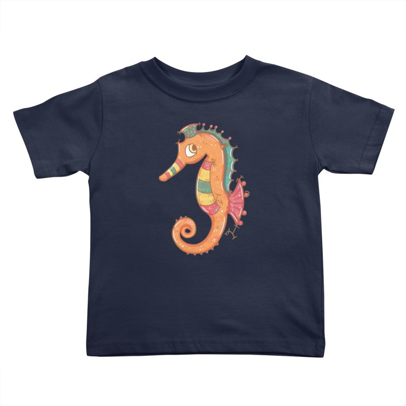 Sparkly Little Seahorse   by VanillaKirsty's Artist Shop