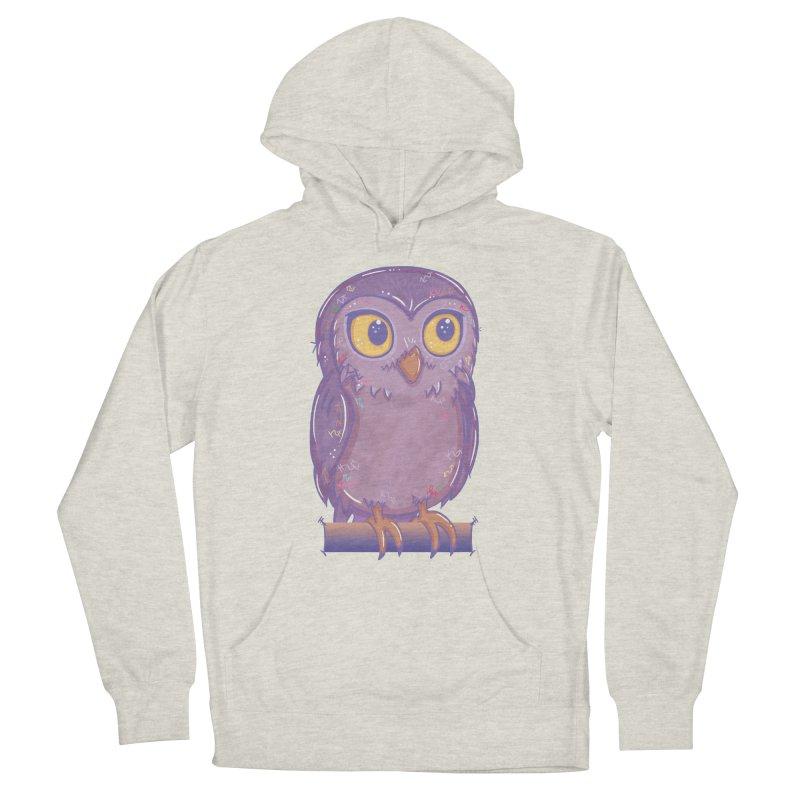 Enchanting Little Owl Women's Pullover Hoody by VanillaKirsty's Artist Shop
