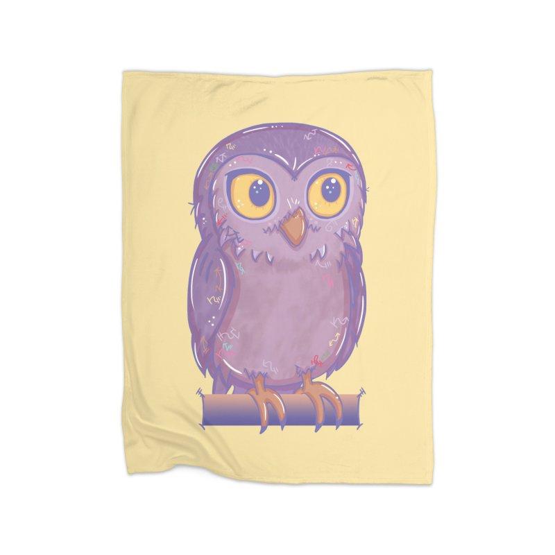 Enchanting Little Owl   by VanillaKirsty's Artist Shop