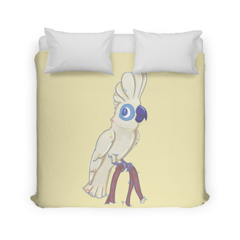 Clever Little Cockatoo    by VanillaKirsty's Artist Shop