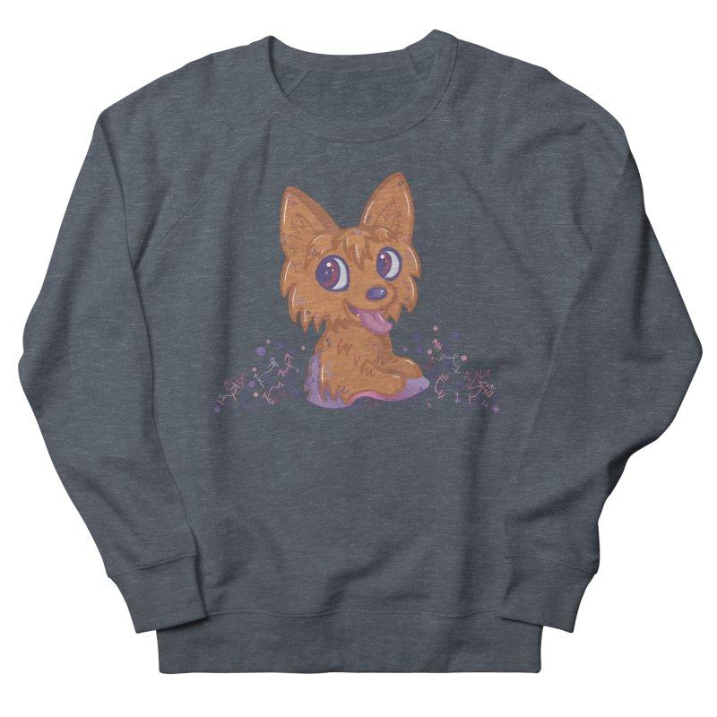 Little Yorkie  Women's Sweatshirt by VanillaKirsty's Artist Shop