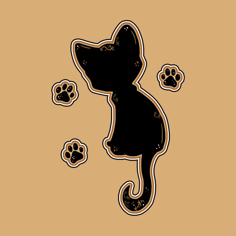 Mystical Little Kitty (Candy Corn I) by VanillaKirsty's Artist Shop