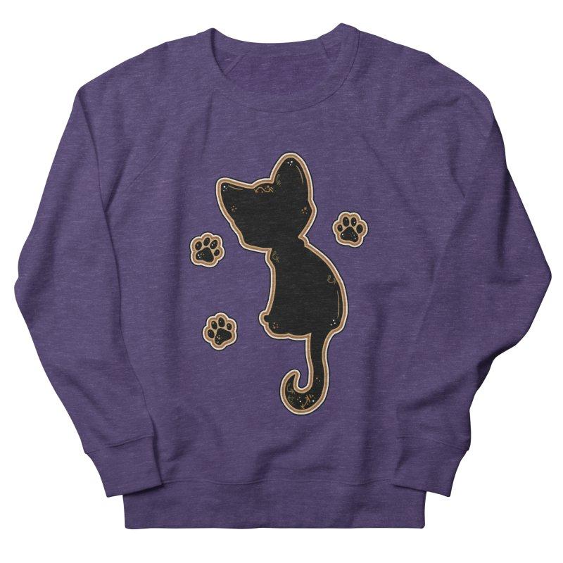 Mystical Little Kitty (Candy Corn I) Men's Sweatshirt by VanillaKirsty's Artist Shop