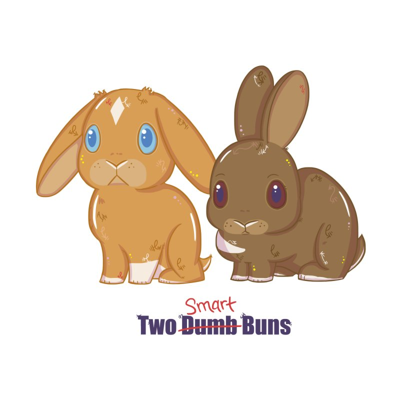 Two Dumb (Smart) Buns by VanillaKirsty's Artist Shop