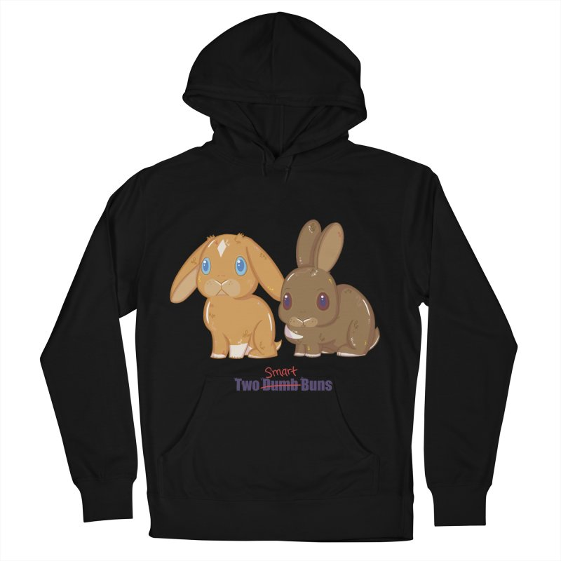 Two Dumb (Smart) Buns Men's Pullover Hoody by VanillaKirsty's Artist Shop