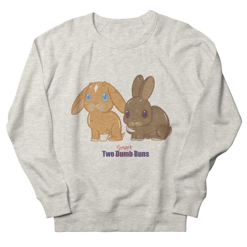 Two Dumb (Smart) Buns Men's Sweatshirt by VanillaKirsty's Artist Shop