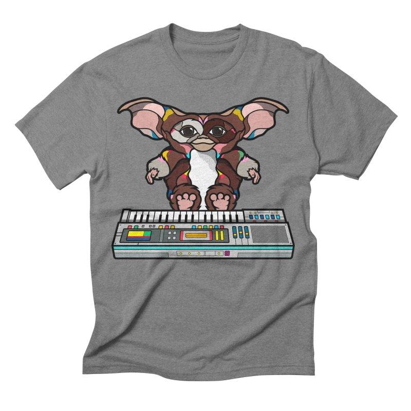 Gizmo Men's Triblend T-shirt by Van Orton Design Threadless Shop