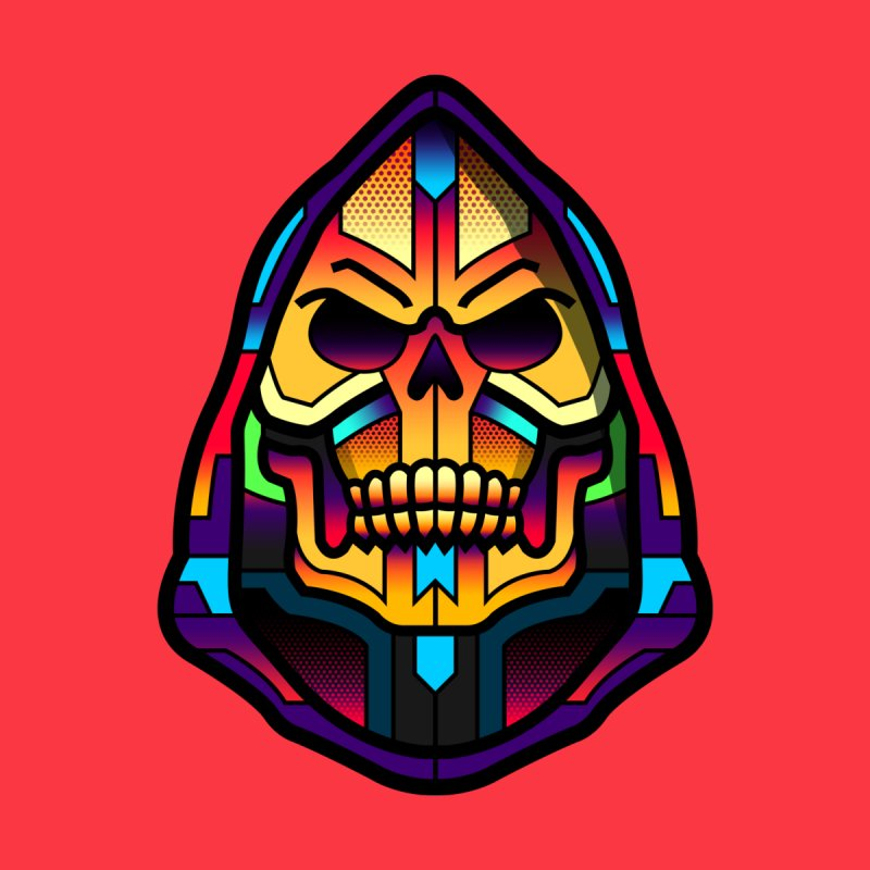 Skeletor by Van Orton Design Threadless Shop