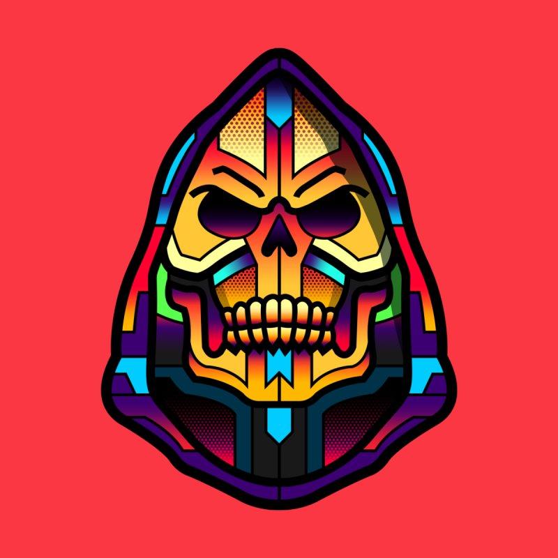 Skeletor None  by Van Orton Design Threadless Shop