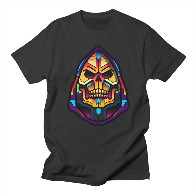Skeletor Men's T-shirt by Van Orton Design Threadless Shop