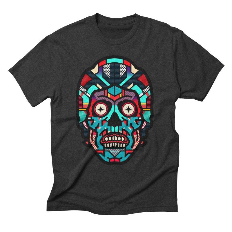 They Live Men's Triblend T-shirt by Van Orton Design Threadless Shop