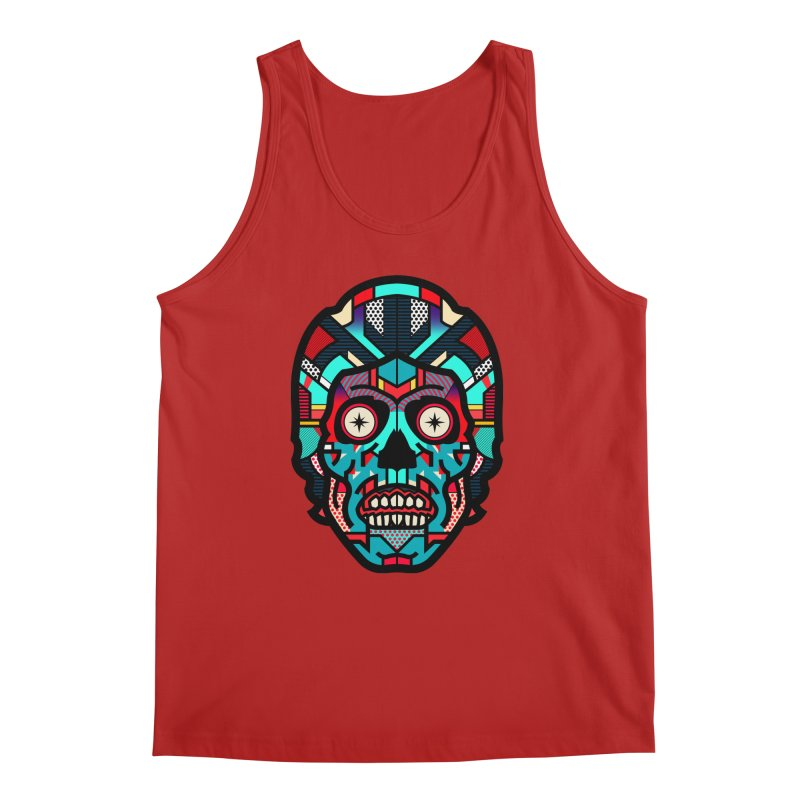 They Live Men's Tank by Van Orton Design Threadless Shop