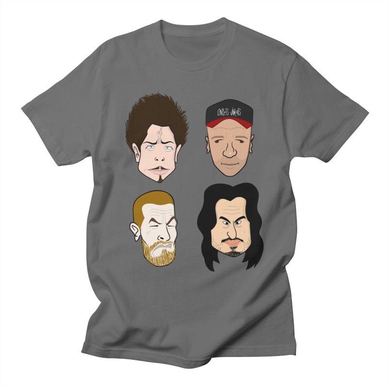 Slaves of sound Men's T-Shirt by Vargas Toons Shop