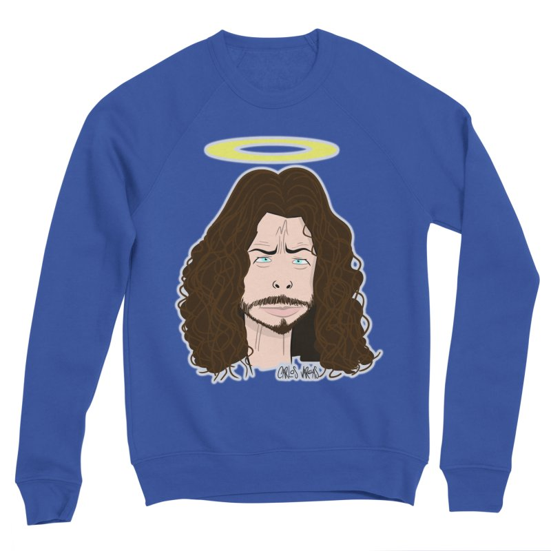Criss farewell Men's Sweatshirt by Vargas Toons Shop