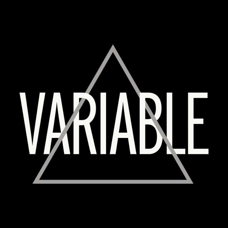 Variable Void Men's T-shirt by Variable Tees