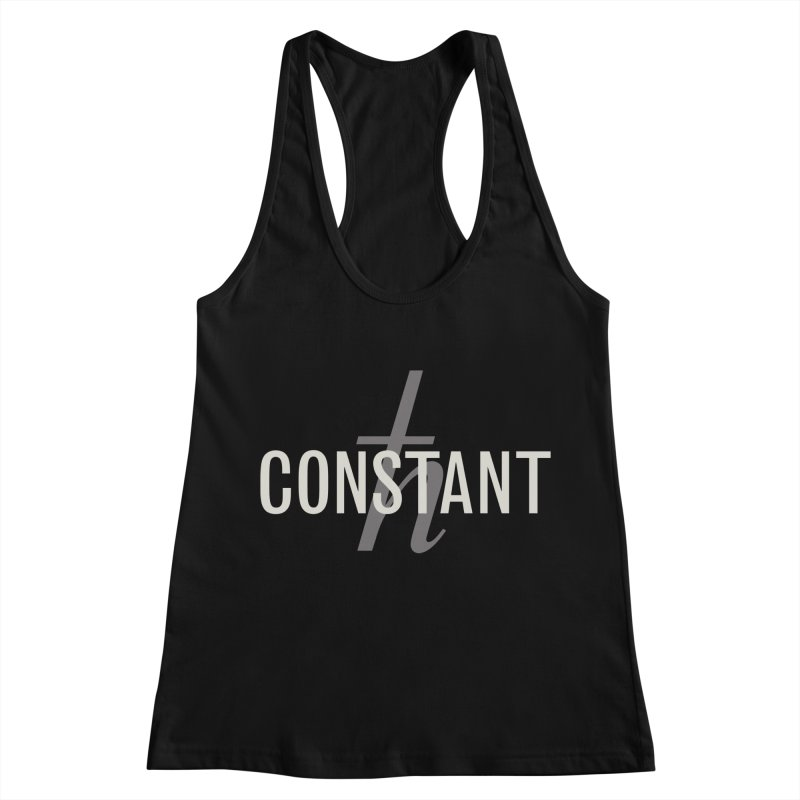 Constant Grayscale Women's Tank by Variable Tees