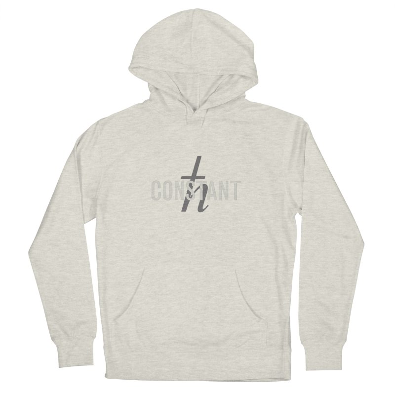 Constant Minimum Men's French Terry Pullover Hoody by Variable Tees