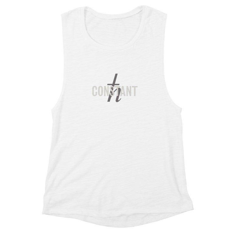 Constant Minimum Women's Muscle Tank by Variable Tees