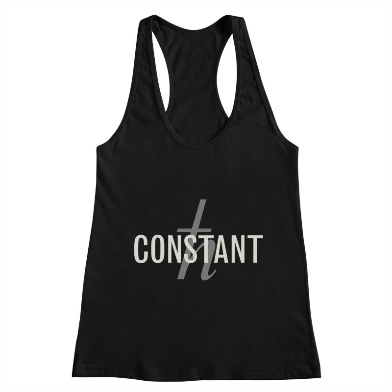 Constant Minimum Women's Tank by Variable Tees
