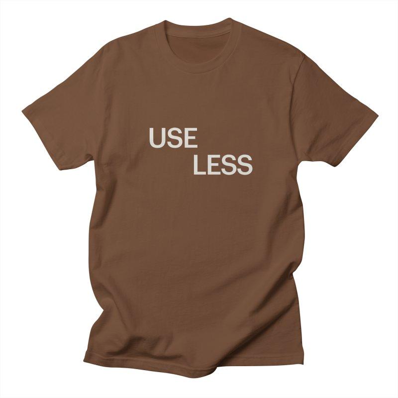 Useless Void Men's Regular T-Shirt by Variable Tees
