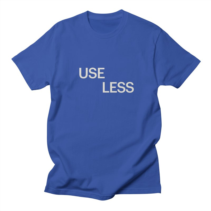 Useless Void Men's T-Shirt by Variable Tees