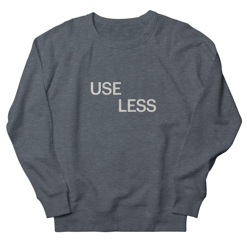 Useless Void Men's Sweatshirt by Variable Tees