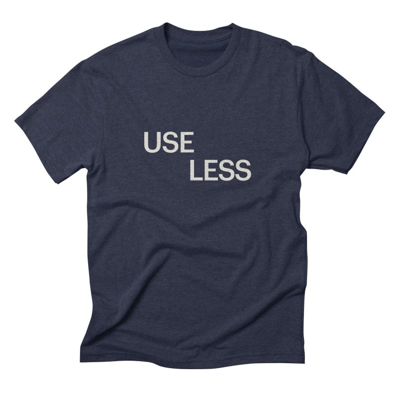 Useless Void Men's Triblend T-Shirt by Variable Tees