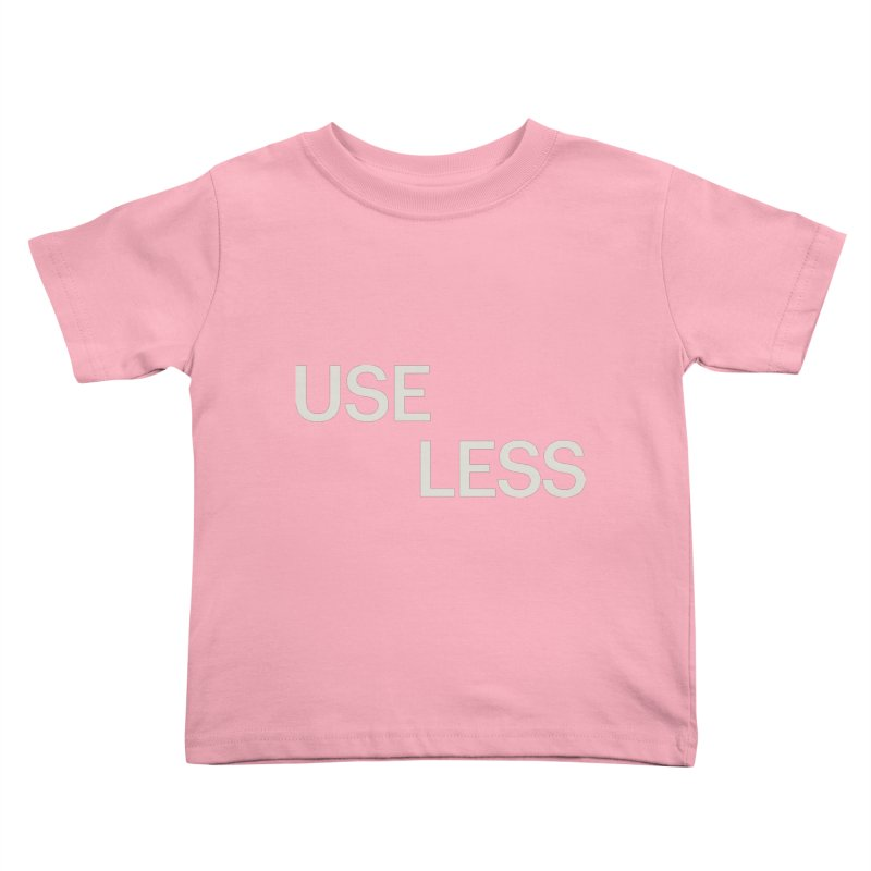 Useless Void Kids Toddler T-Shirt by Variable Tees