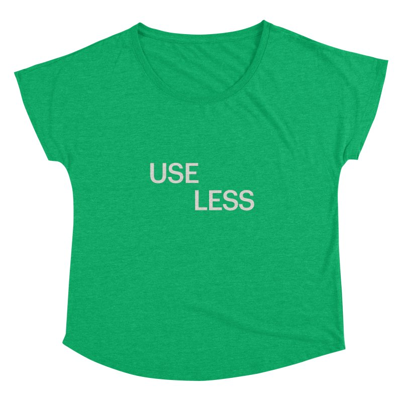 Useless Void Women's Dolman by Variable Tees