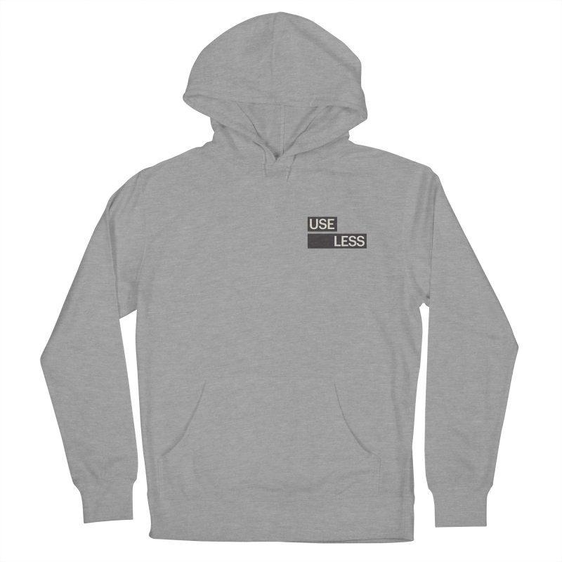 Useless Tag Women's Pullover Hoody by Variable Tees