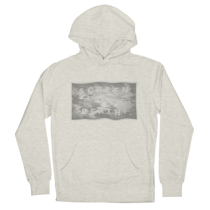 Screen of Death! Men's Pullover Hoody by Variable Tees