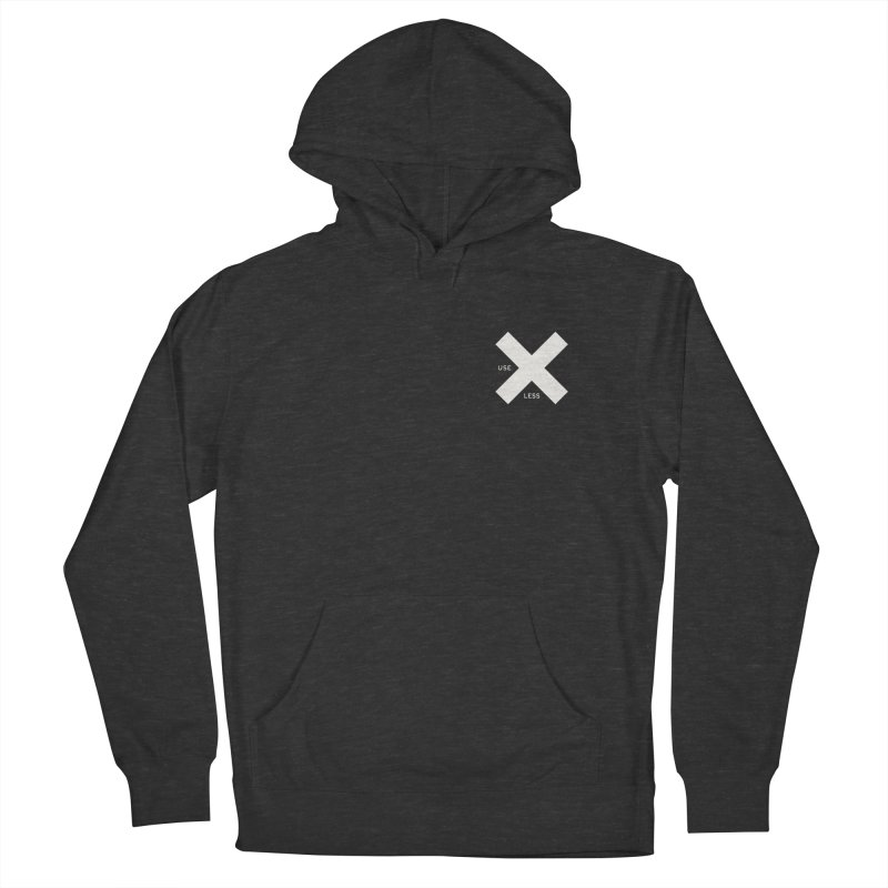 USE LESS X Women's Pullover Hoody by Variable Tees