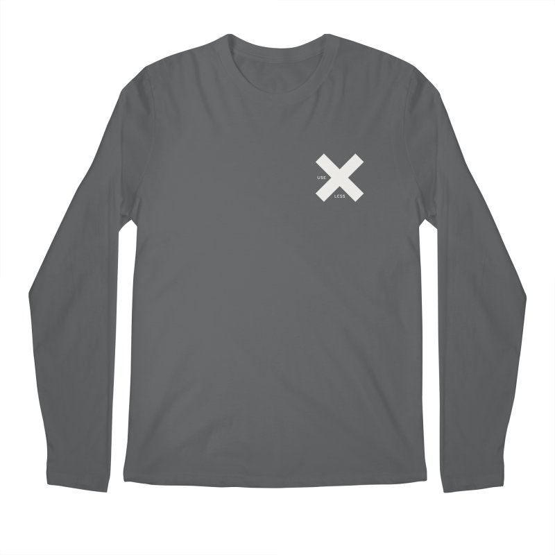 USE LESS X Men's Longsleeve T-Shirt by Variable Tees