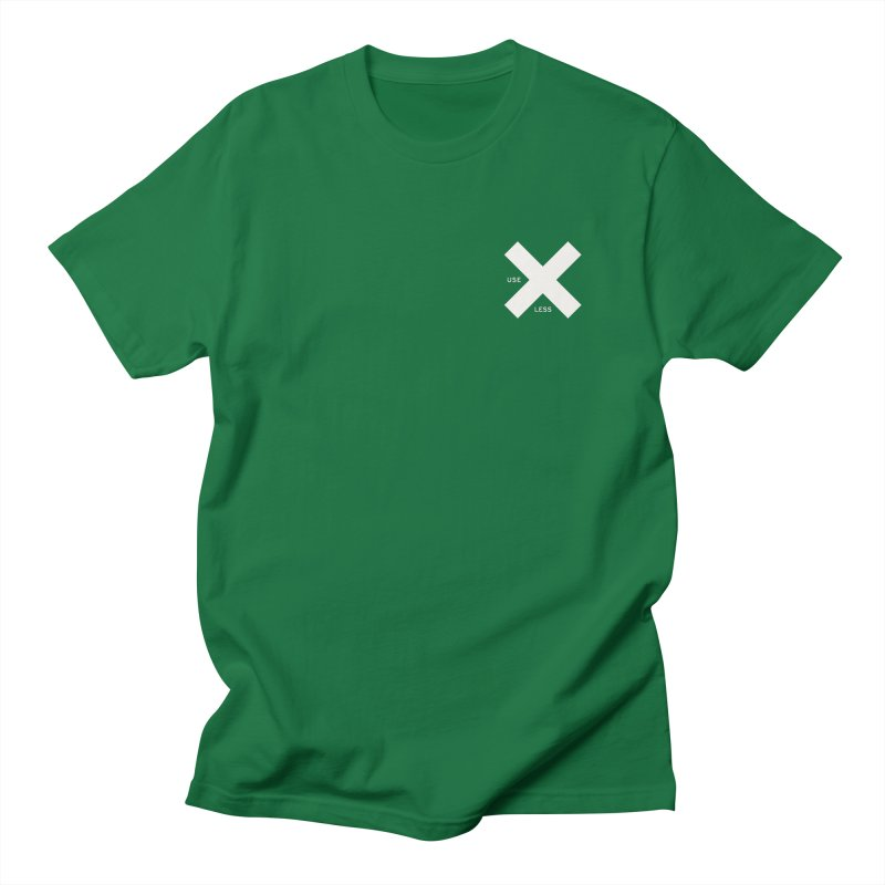 USE LESS X Men's T-Shirt by Variable Tees