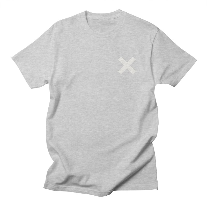 USE LESS X Men's Regular T-Shirt by Variable Tees