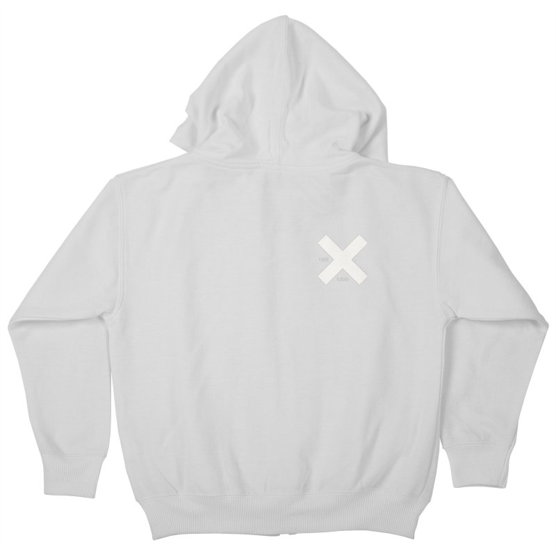 USE LESS X Kids Zip-Up Hoody by Variable Tees