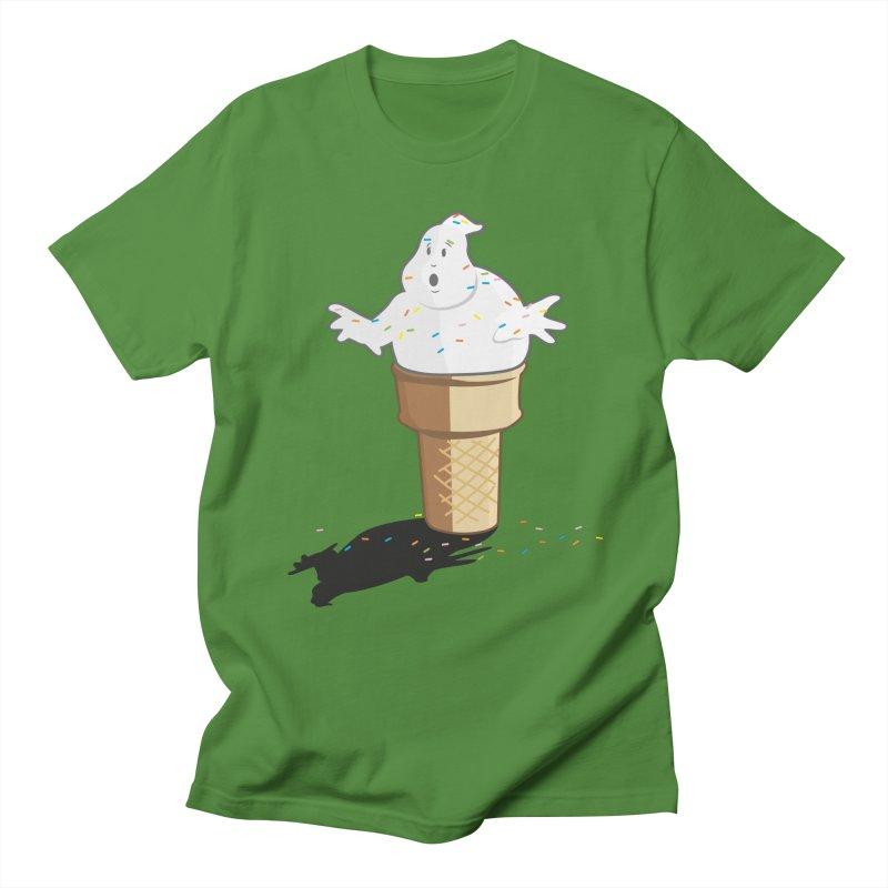 Ice Scream  Men's T-Shirt by VarieTeez Designs