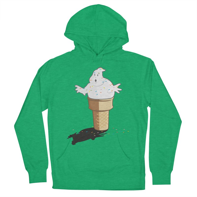 Ice Scream  Women's Pullover Hoody by VarieTeez Designs