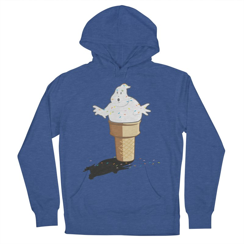 Ice Scream  Women's Pullover Hoody by VarieTeez Designs