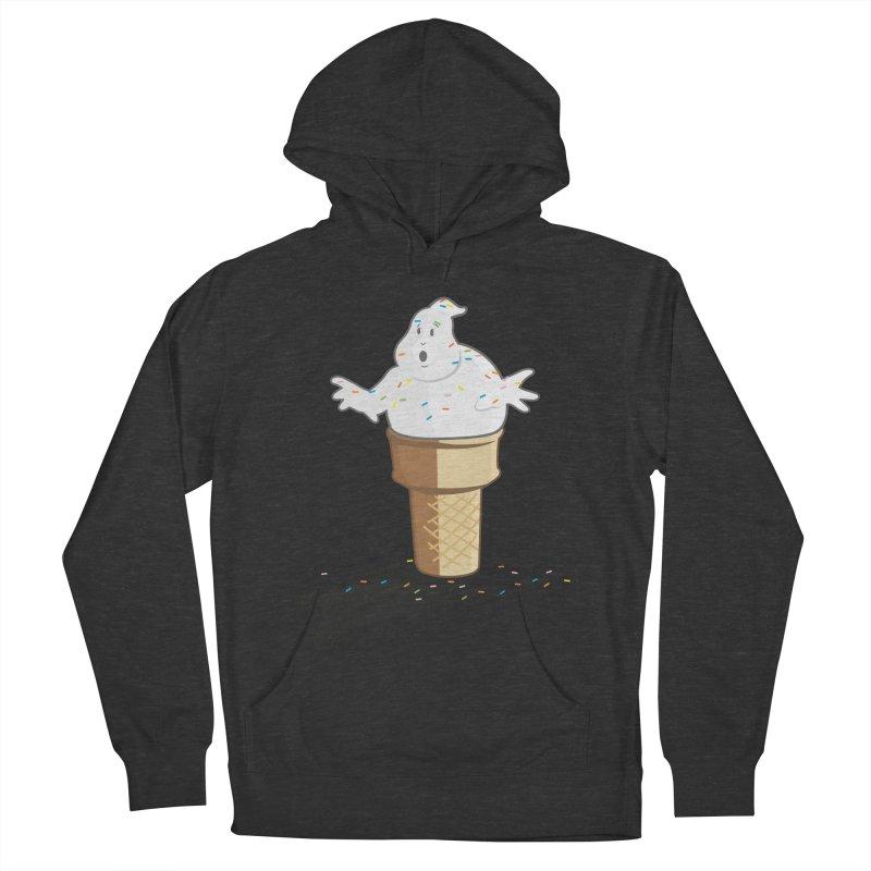 Ice Scream  Men's Pullover Hoody by VarieTeez Designs