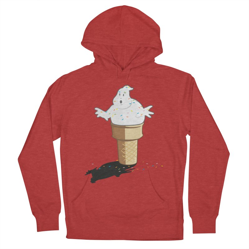 Ice Scream  Men's Pullover Hoody by VarieTeez Designs