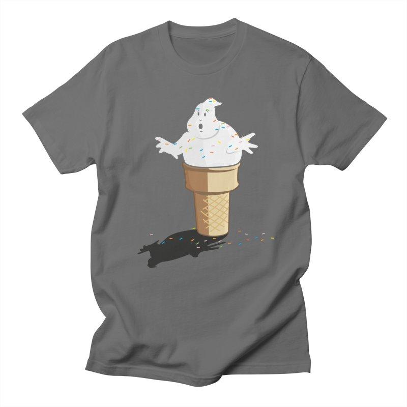 Ice Scream  Men's Regular T-Shirt by VarieTeez Designs
