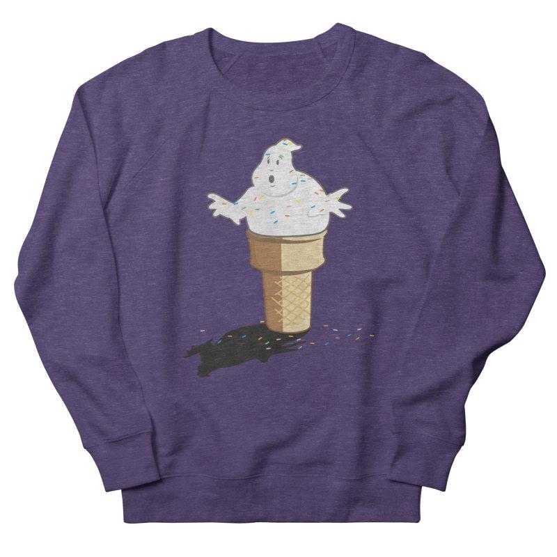 Ice Scream  Women's Sweatshirt by VarieTeez Designs