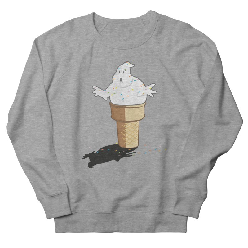 Ice Scream  Women's Sweatshirt by VarieTeez Designs