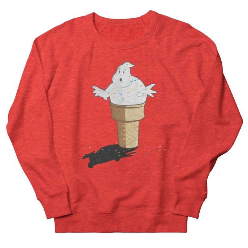 Ice Scream  Men's Sweatshirt by VarieTeez Designs